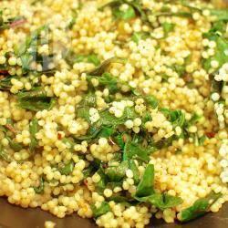 Recette couscous israélien aux blettes – toutes les recettes ...