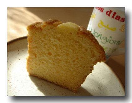 Recette de cake au citron facile