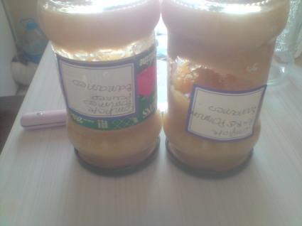 Recette de compote pomme-banane-poire