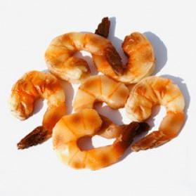 Gratin de crevettes aux poivres pour 4 personnes