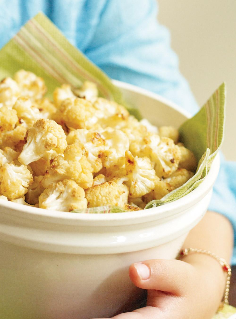 Pop-corn de chou-fleur | ricardo