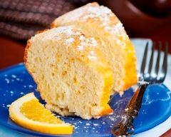 Recette gâteau aux zestes d'orange