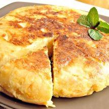 Tortilla espagnole (thermomix)