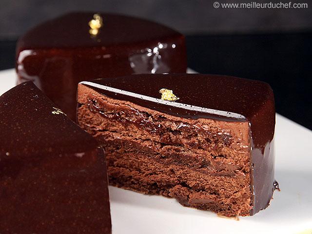 Gâteau de pâques au chocolat  recette de cuisine illustrée ...