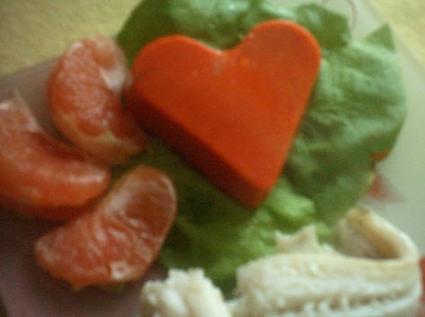 Recette de mousse de poivrons