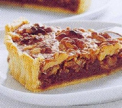 Recette de tarte aux noix