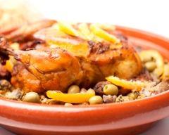 Recette poulet rôti