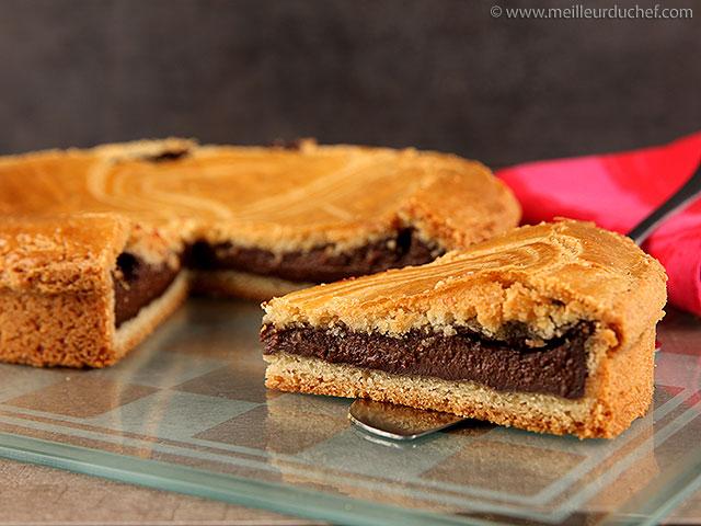 Gâteau basque au chocolat  fiche recette illustrée  meilleurduchef ...