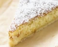 Recette tarte noix de coco