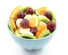 Recette salade de fruits vitalité