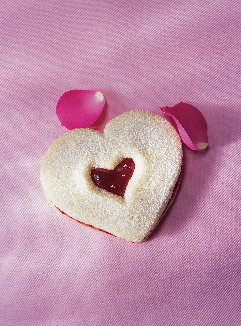 Biscuits à la confiture | ricardo