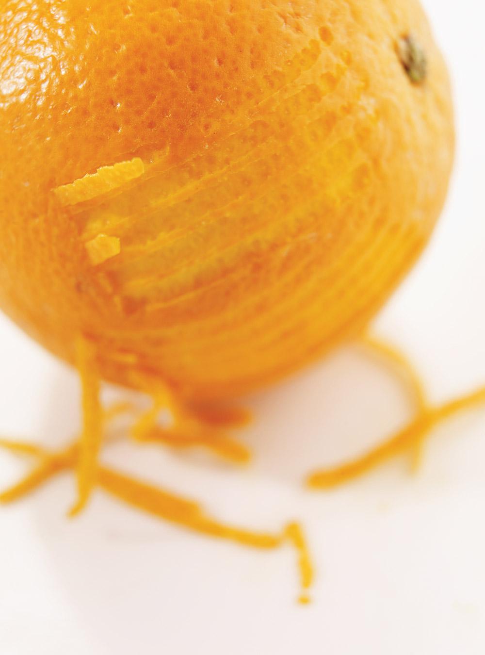 Écorces d'oranges confites | ricardo