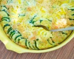 Recette gratin de courgettes et patates douces