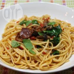 Recette spaghetti sautés aux légumes – toutes les recettes allrecipes