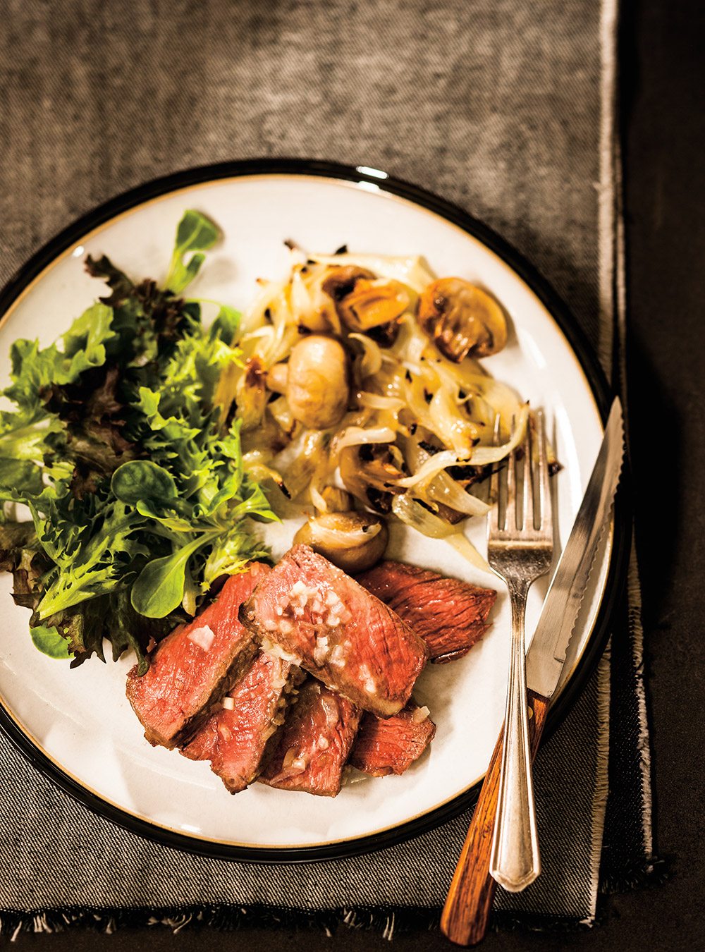 how to cook contre filet