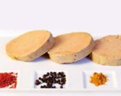 Recette terrine de foie gras en rouleau