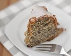 Recette gâteau aux graines de pavot