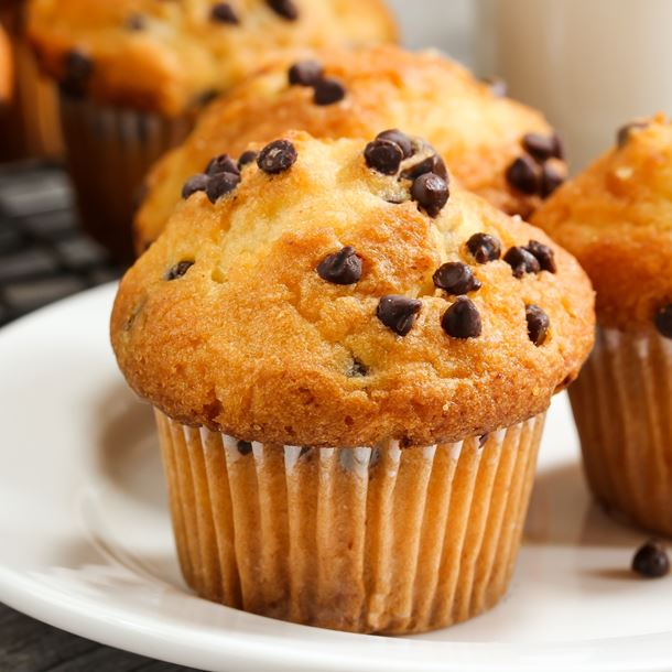 Recette muffins au thermomix
