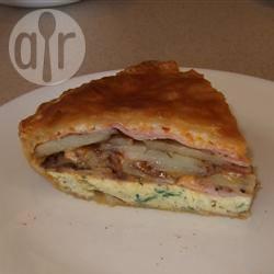 Recette tarte à l'omelette pour le brunch – toutes les recettes ...