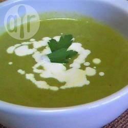 Recette soupe aux petits pois frais – toutes les recettes allrecipes