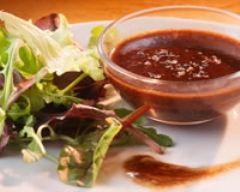 Recette vinaigrette balsamique au chocolat