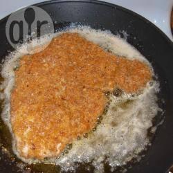 Recette escalopes panées au parmesan et piment de cayenne ...