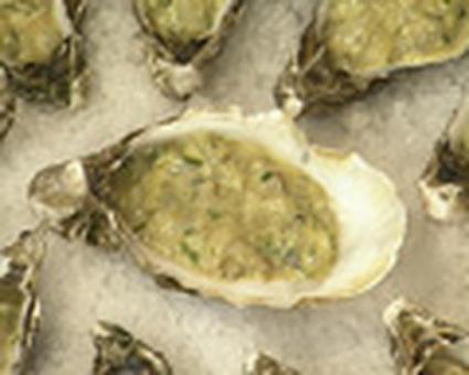 Recette de tartare d'huîtres et de noix de saint-jacques