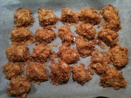 Recette de nuggets de poulet aux corn flakes