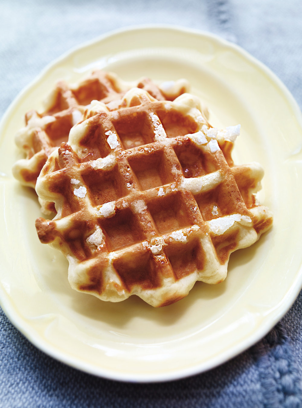 Recette gaufres au sucre sans levure toutes les recettes - Recette de gaufre sans beurre ...