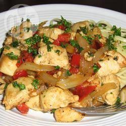Recette poulet basquaise tout simple – toutes les recettes allrecipes