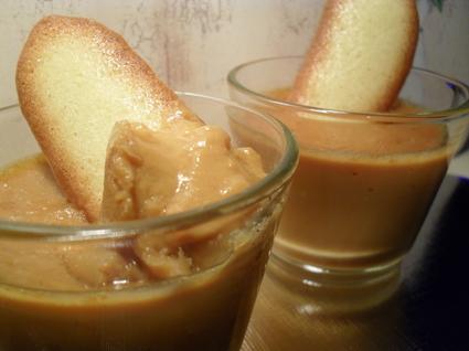 Crèmes caramel au beurre salé