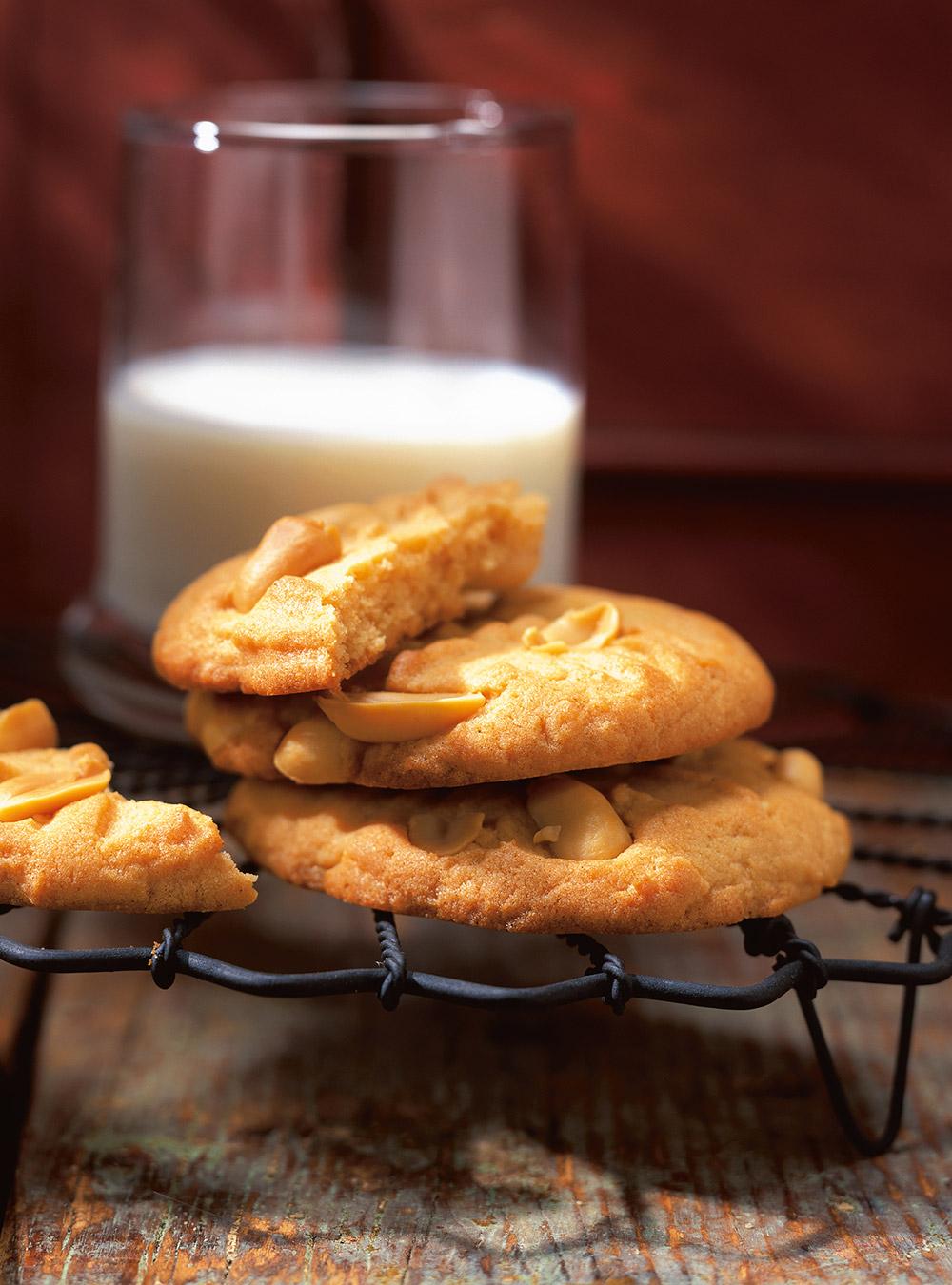 Biscuits aux arachides | ricardo