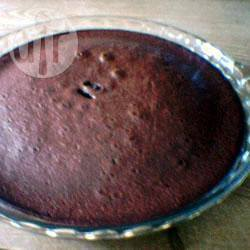 Recette gâteau au chocolat entre le fondant et le brownie – toutes ...