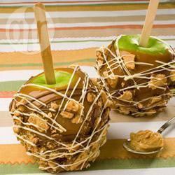 Recette pommes d'amour au caramel croquant – toutes les recettes ...