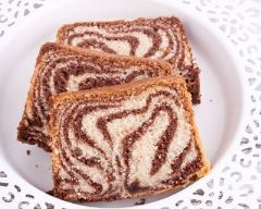 Recette gâteau marbré au thermomix®