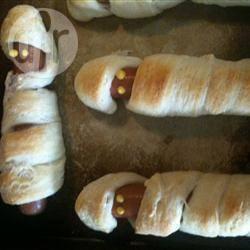 Recette momies de saucisses – toutes les recettes allrecipes