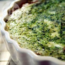 Recette quiche au brocoli – toutes les recettes allrecipes