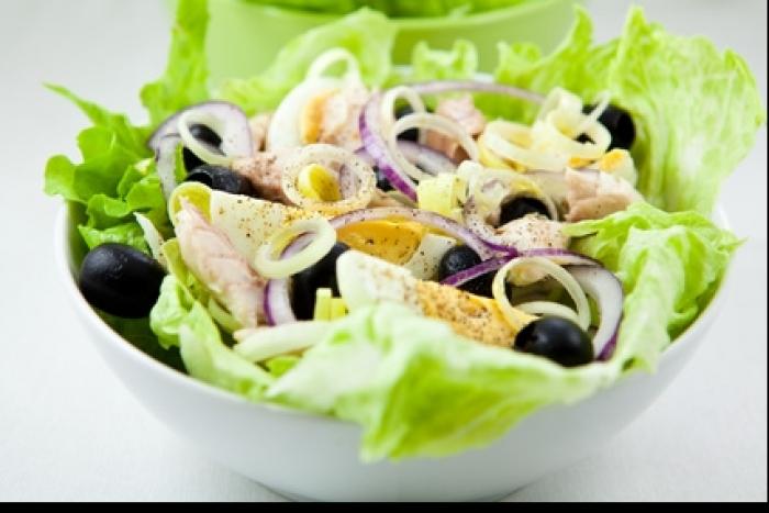 Recette de salade niçoise traditionnelle facile et rapide
