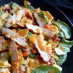 Recette salade des îles au poulet – toutes les recettes allrecipes