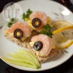 Recette canapés aux crevettes – toutes les recettes allrecipes