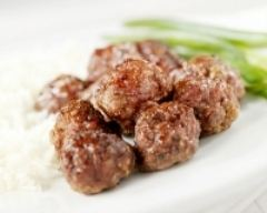 Recette boulettes de viande aux herbes