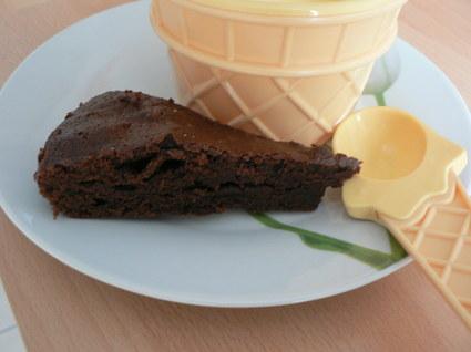 Recette de brownie savoureux et fondant