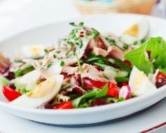 Recette salade niçoise rapide