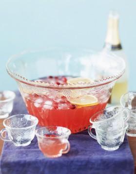 Cocktail marquisette au vin mousseux rosé pour 6 personnes ...