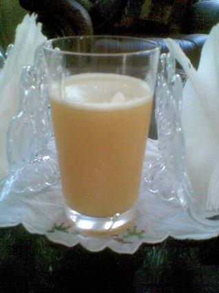 Recette de coktail concombre ananas