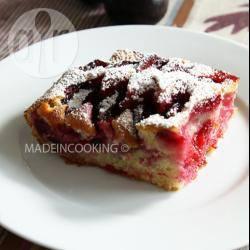 Recette gâteau aux prunes made in cooking – toutes les recettes ...