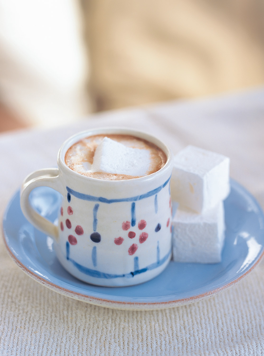 Chocolat chaud et guimauve maison | ricardo