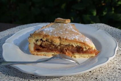 Recette de tarte aux pommes à l'américaine  apple pie