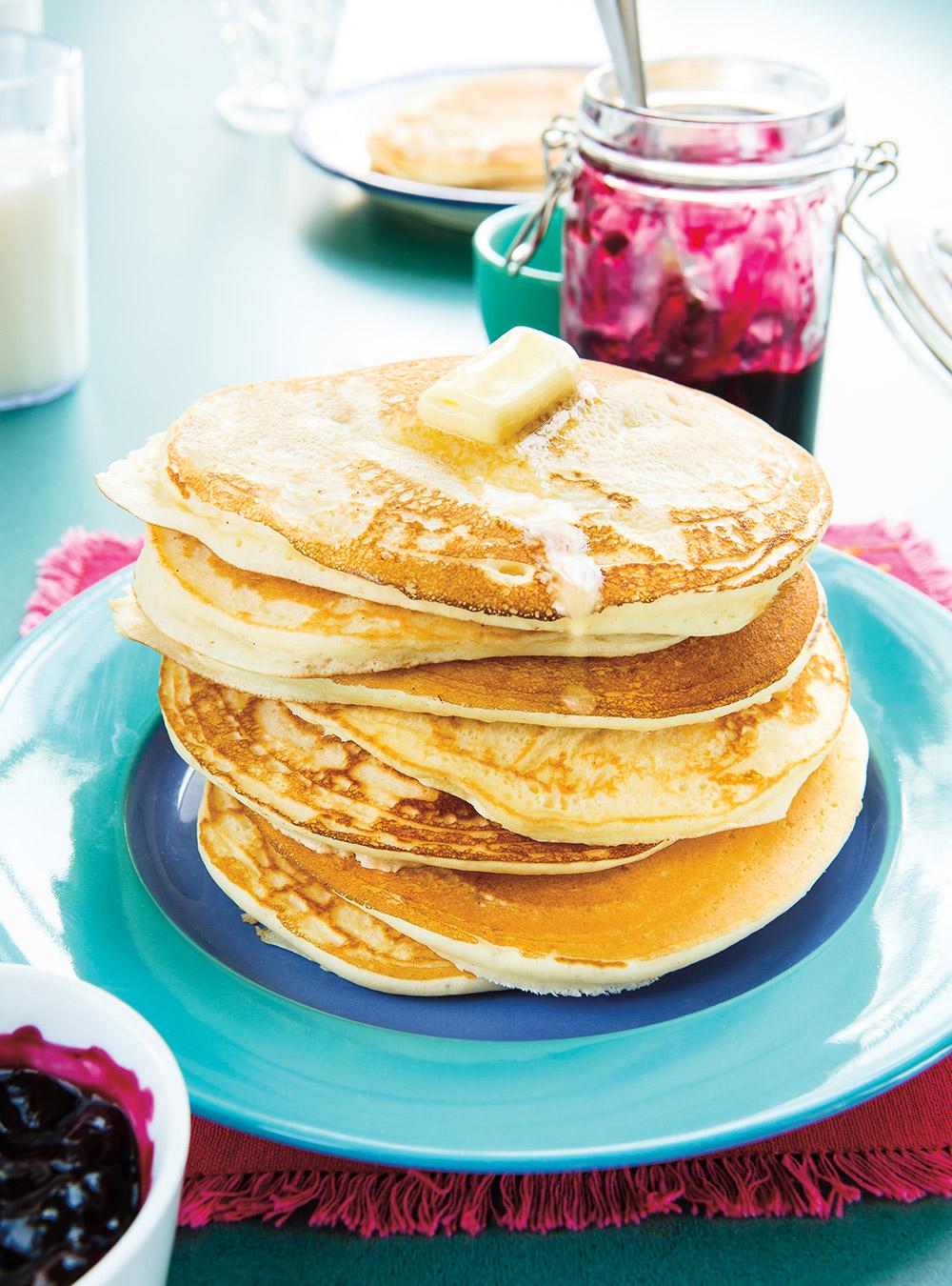 Pancakes dodues | ricardo