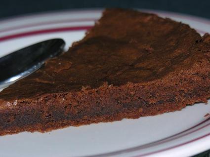 Recette de gâteau au chocolat magique